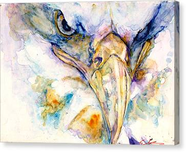 Marie's Eagle Canvas Print
