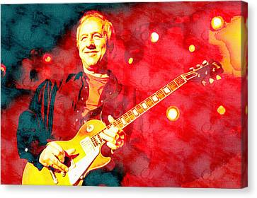 MARK KNOPFLER CANVAS PICTURE PRINT WALL ART HOME DECOR FREE FAST DELIVERY
