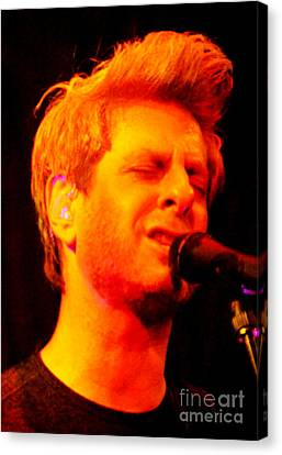 Mike Gordon Canvas Print