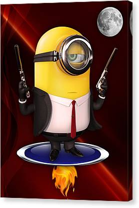 Minions Collection Canvas Print