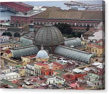 Naples Italy Canvas Print