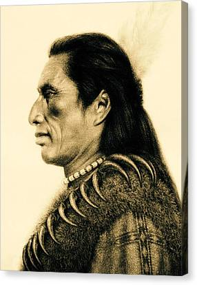 Native Pride Canvas Print