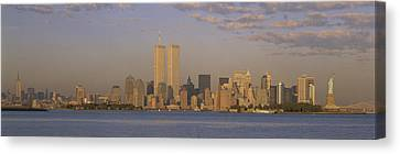 New York Ny Canvas Print