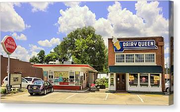 Old And New Canvas Print by JC Findley