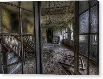 Open Doors Canvas Print by Nathan Wright