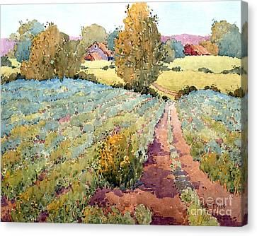 Pennsylvania Idyll Canvas Print