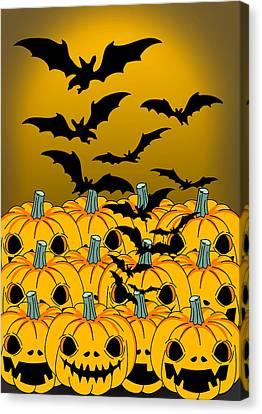 Coos Canvas Print - Pumpkin by Mark Ashkenazi
