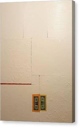 $2  Radoslaw Zipper  36x52  2016 Canvas Print