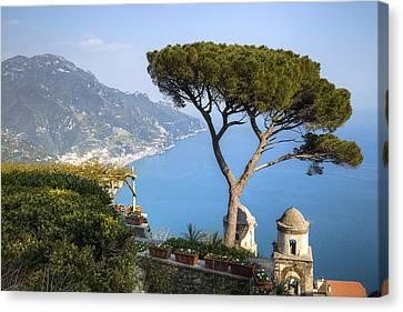 Ravello - Amalfi Coast Canvas Print by Joana Kruse