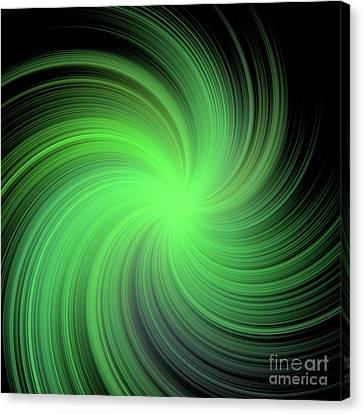 Spiral Canvas Print by Michal Boubin