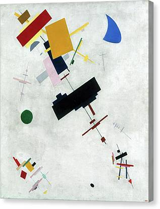 Suprematism Canvas Print