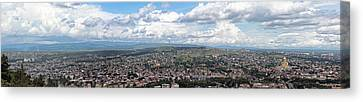 Tbilisi Canvas Print by Gouzel -