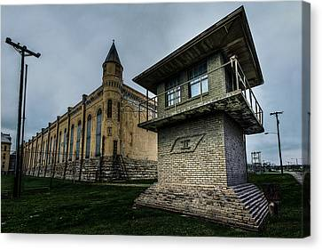 Tennessee State Penitentiary Canvas Print