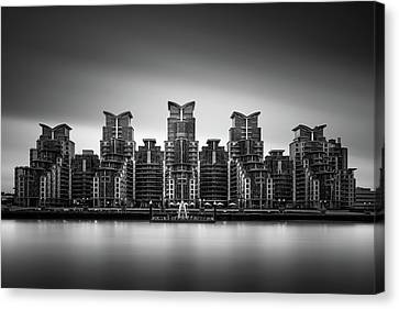 2 Time Winner Of The Worst Building In The World Award Canvas Print
