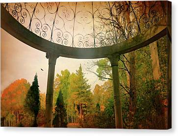 The Nature Center Canvas Print - Timeless by Diana Angstadt