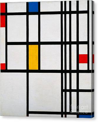 Title Composition Canvas Print by MotionAge Designs