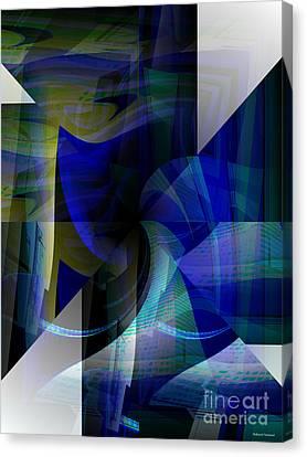 Transparency 4   Canvas Print by Thibault Toussaint