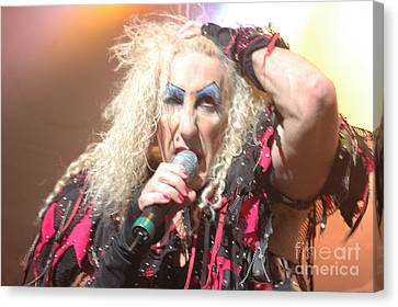 Twisted Sister Canvas Print