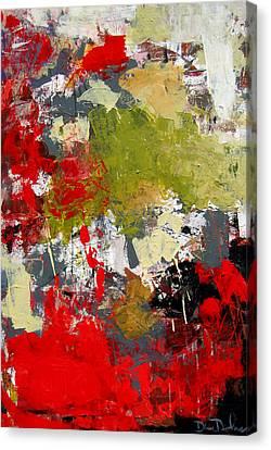 Untitled Canvas Print by Diane Desrochers