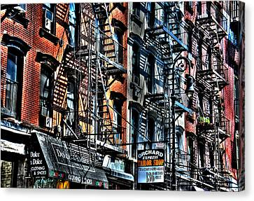 Untitled Canvas Print by Mike Lindwasser Photography