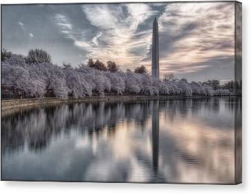 Washington Sunrise Canvas Print