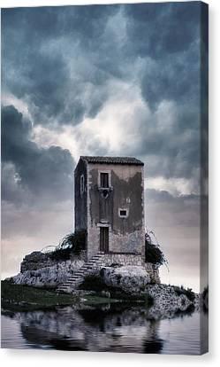 Watchtower Canvas Print by Joana Kruse