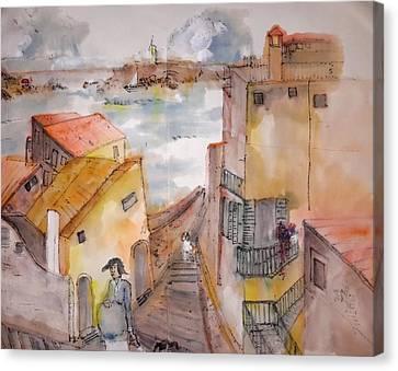 my Apuglia dream album Canvas Print