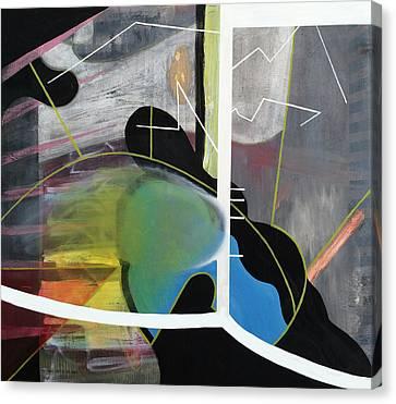 200 Percent Canvas Print by Antonio Ortiz