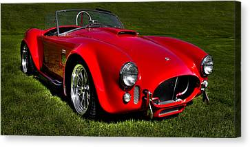 2003 Shelby Cobra Superformance Mkiii Canvas Print
