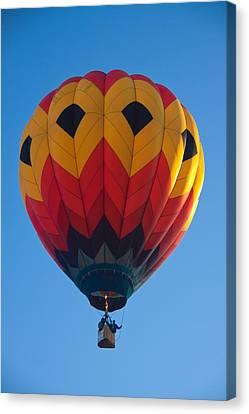 2010 Prosser Balloon Fest 7 Canvas Print by Robert  Torkomian