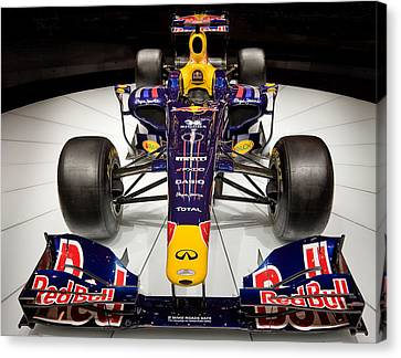 2010 Red Bull F1 Canvas Print