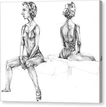 20140121 Canvas Print