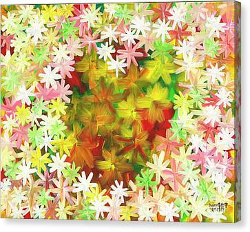 2017 The Secret Garden 04 Canvas Print