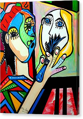 Artist Picasso Canvas Print