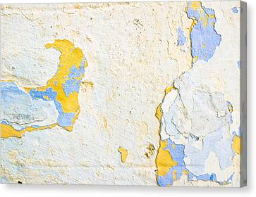 Stone Wall Canvas Print
