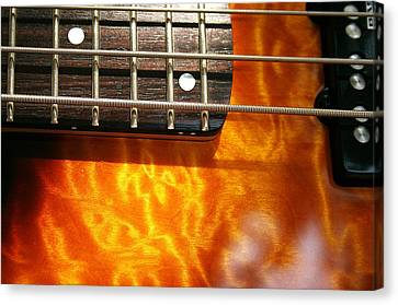 24th Fret Canvas Print