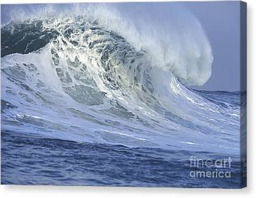 25 Feet On A Beautiful Morning Canvas Print by Stan and Anne Foster