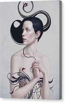 275 Canvas Print by Diego Fernandez