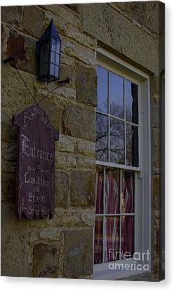27s Canvas Print by The Stone Age