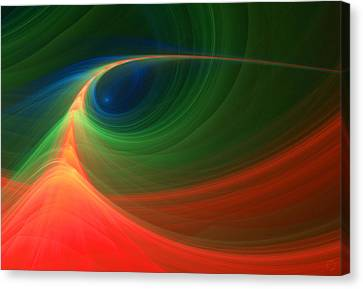 295 Canvas Print by Lar Matre