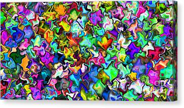2x1 Abstract 314 Canvas Print by Rolf Bertram
