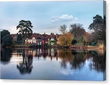 Beaulieu - England Canvas Print