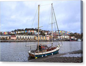 Bristol - England Canvas Print by Joana Kruse