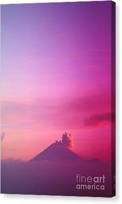 Bromo Tengger Semeru Canvas Print by Gloria & Richard Maschmeyer - Printscapes