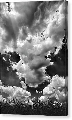 Clouds Canvas Print by Robert Ullmann
