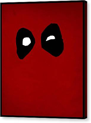 Deadpool Canvas Print by Kyle West