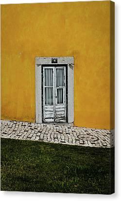 Door No 4 Canvas Print by Marco Oliveira