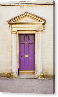 Doorway Canvas Print by Tom Gowanlock