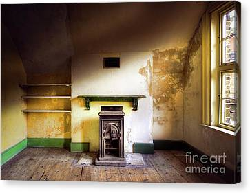 Hidden Canvas Print - Empty Room by Svetlana Sewell