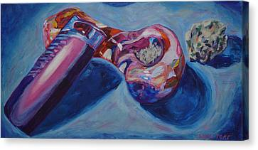 3 Essentials Canvas Print by Anita Toke